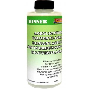 Lifecolor: THINNER 250ML