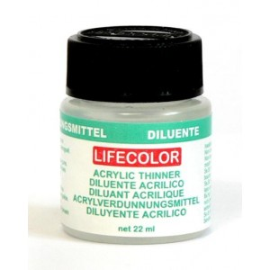 Lifecolor: THINNER 22ML