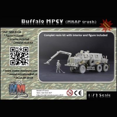 Buffalo MPCV (MRAP truck)