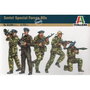 Italeri: Soviet Specail Forces, 80s, 1/72