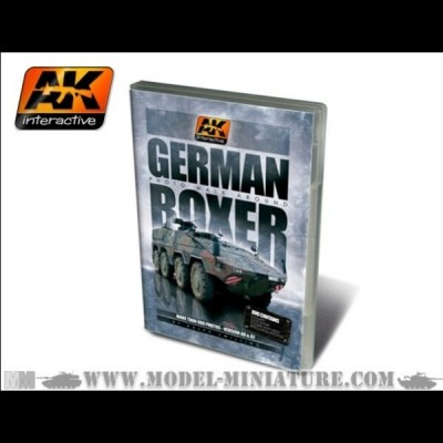 AK-Interactive: Dvd Gtr Boxer Photo Dvd