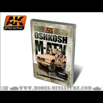 AK-Interactive: Dvd M-atv Photo