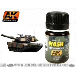 AK-Interactive: Wash For Nato Tanks