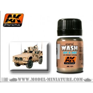 AK-Interactive:Oif & Oef - US Vehicles Wash