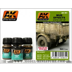 AK-Interactive: Mud Set