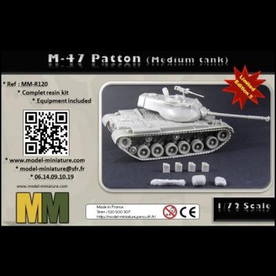 M-47 Patton (medium tank)