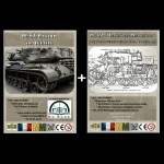 Walkaround M-47 Patton + M-47 Technical Manual