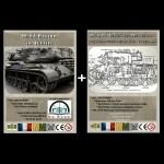 Walkaround M-47 Patton + M-47 Technical Manual