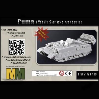 Puma (with Carpet system), 1/87