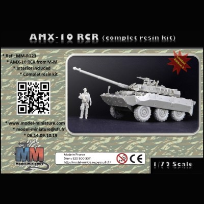 AMX-10 RCR (with 3rd Hussard)