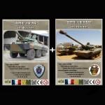 DVD AMX-10 RC in details + AMX 10 RCR in action