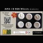 Wheels for AMX-10 RC