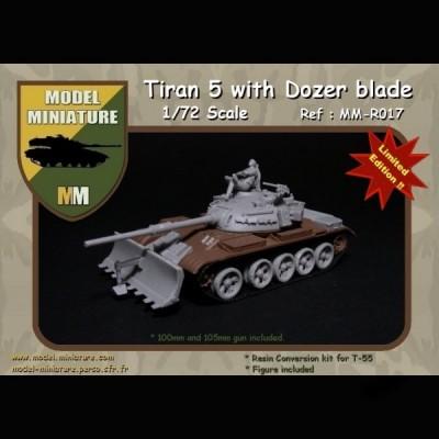 Tiran Dozer Blade