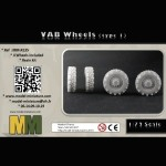 VAB Wheels (type 1)
