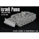 Puma (with dozer blade), 1/87 scale