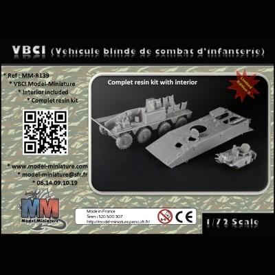 VBCI (véhicule blindé de combat d'infanterie)