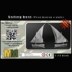 sailing boat (petit bateau à voile)