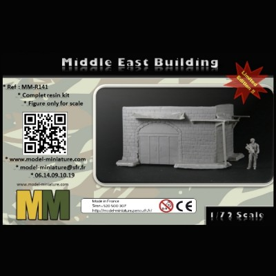 Middle East Building