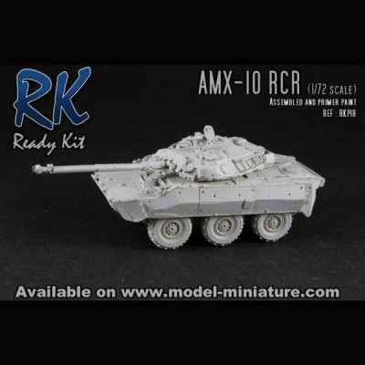 AMX-10 RCR, Ready Kit, 1/72