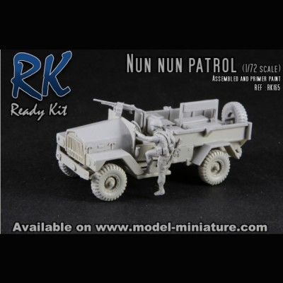 Nun Nun Patrol, Ready Kit, 1/72
