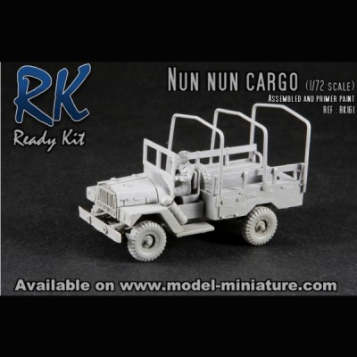 Nun Nun Cargo, Ready Kit, 1/72