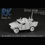 OPFOR BRDM, Ready Kit, 1/72
