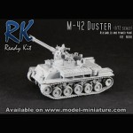 M-42 Duster, Ready Kit, 1/72