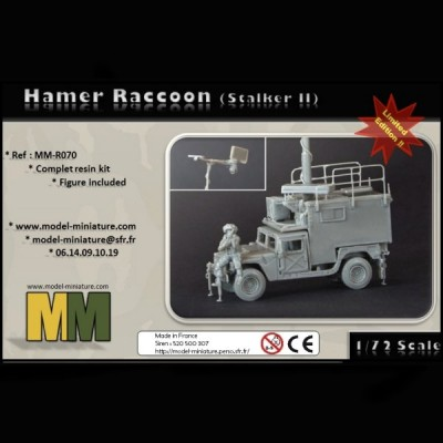 Hamer Raccoon