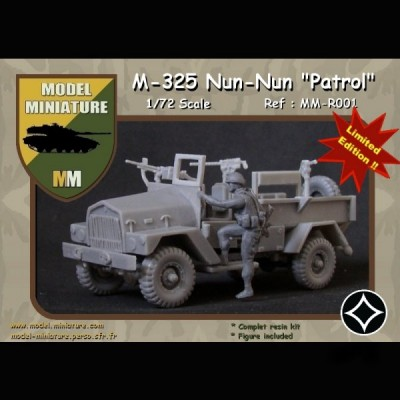 M-325 Nun  Nun Patrol