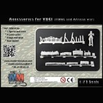 Accesories for VBCI (FINUL and African war)