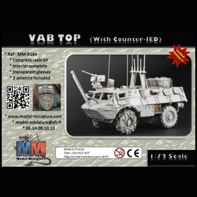 VAB TOP (with Counter-IED)