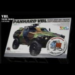 PANHARD VBL (Light Armoured Vehicle), 1/35