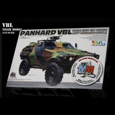 PANHARD VBL , Tiger Model, 1/35
