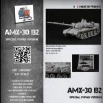 AMX-30 B2 special FORAD