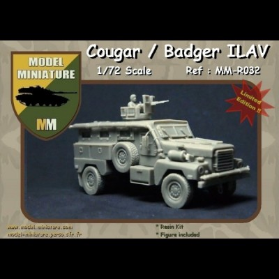 Cougar / Badger ILAV