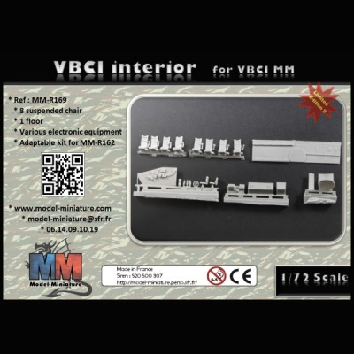 VBCI Interieur (for VBCI MM)