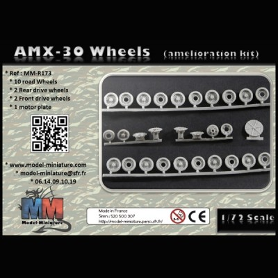 AMX-30 wheels