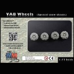 VAB Wheels (Special snow chains)