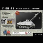 M-88 A1 (Recovery Tank Patton / ACAV version)