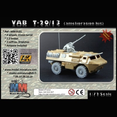 VAB T-20/13 (Amelioration Kit)