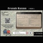 French Ration (RCIR), 1/35