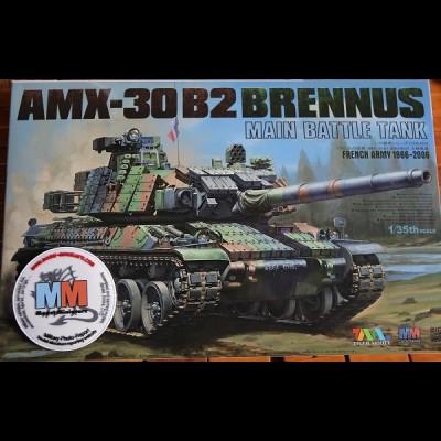 AMX-30 Brenus , Tiger Model, 1/35