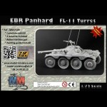 EBR Panhard FL-11 Turret