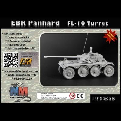 EBR Panhard FL-10 Turret