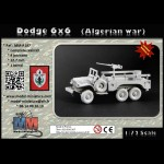 Dodge 6x6 (Algerian war)