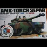 AMX-10 RCR SEPAR French army Tiger Model 1.35 scale  maquette 1