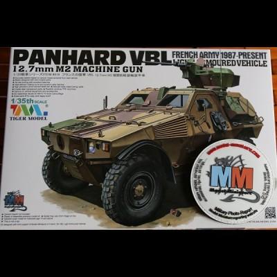 PANHARD VBL 12.7mm
