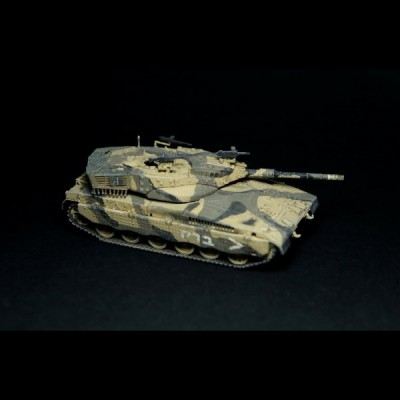 Merkava IIC with special camo 3 tons