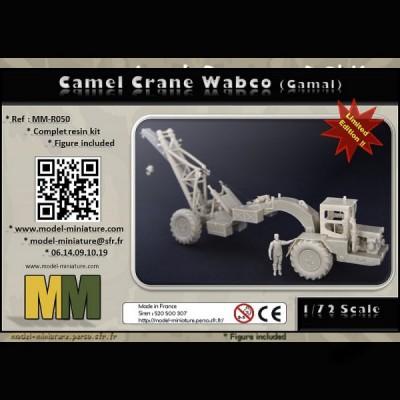 """Camel Crane """"Wabco"""""""