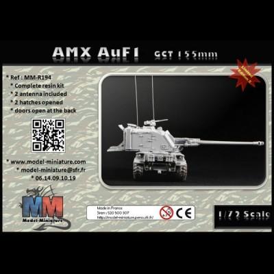 AMX AuF1 GCT 155mm